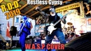 R.D.D. - Restless Gypsy W.A.S.P. cover