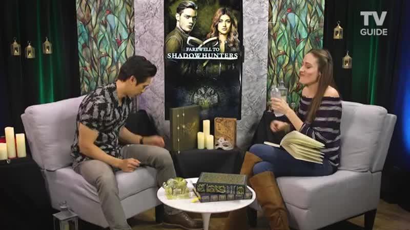 Интервью Гарри для TVGuide