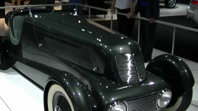 1934 Edsel Ford Model 40 Speedster Car