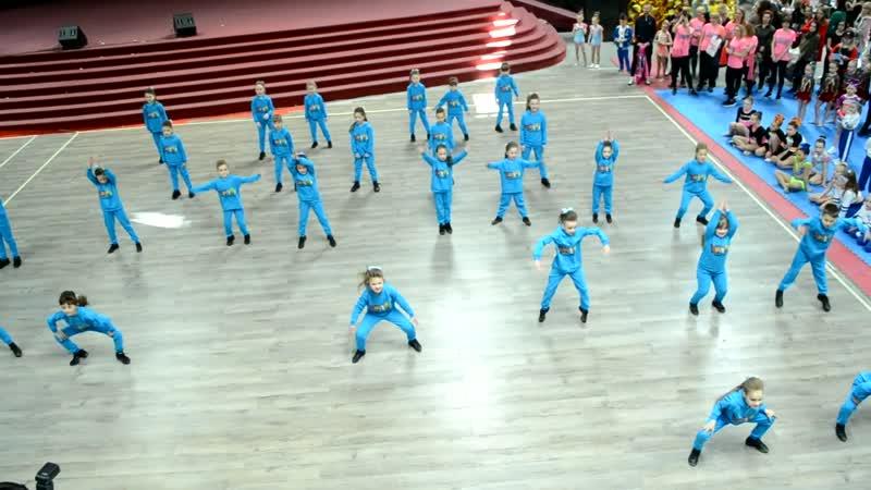 Хіп хоп команда Little Cheer Team 5 8р FORMA Коростень