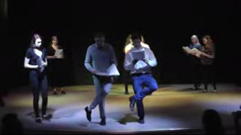 И.С.Тургенев Вешние воды - дипломный спектакль 4 курса (1ч)