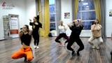 GreekSaladTour Choreo by Stas Cranberry Jazz Funk