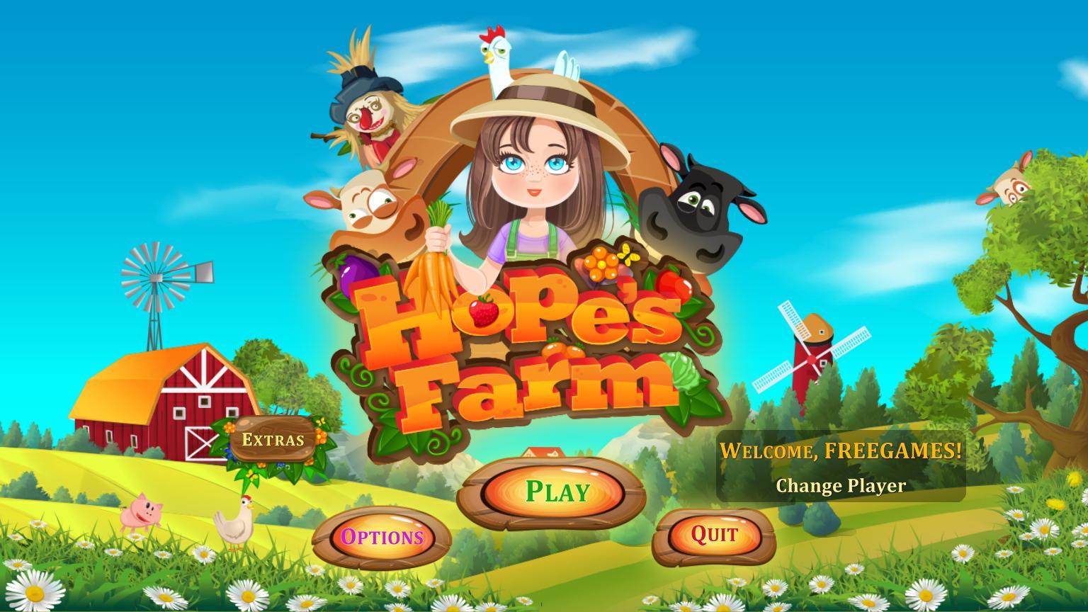 Ферма надежды | Hope's Farm (En)