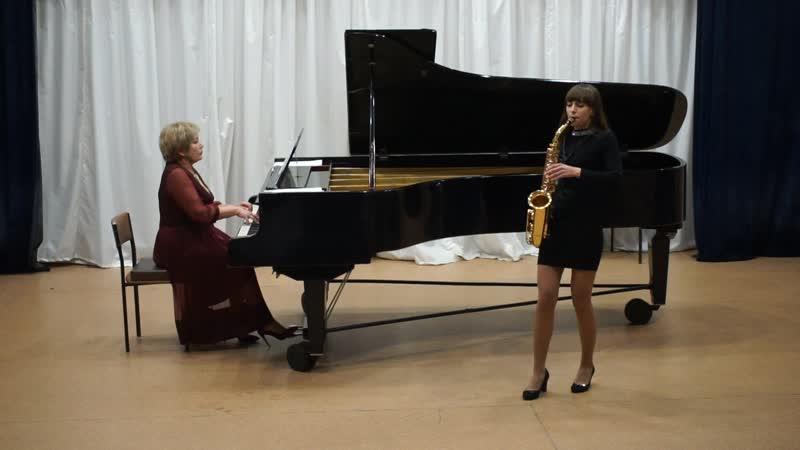 Назарова Таня - TANGO SUAVE, J.MATITIA, 2019г.