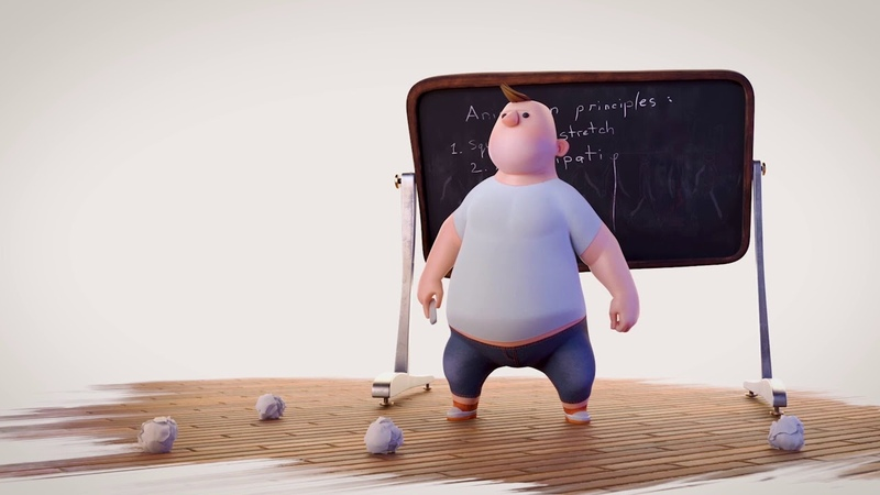 Студия анимации Nativ