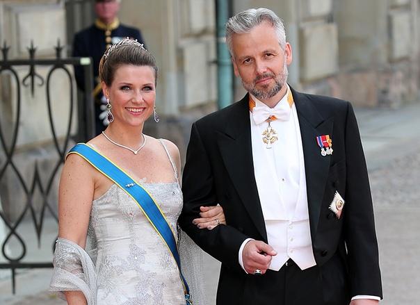 Бывший муж принцессы Норвегии Марты-Луизы покончил жизнь самоубийством