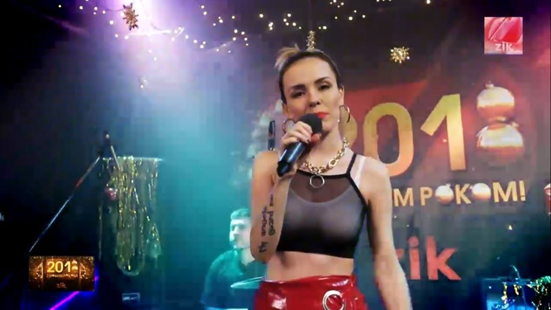 MamaRika - ХХДД (Новорічний марафон на телеканалі ZIK)