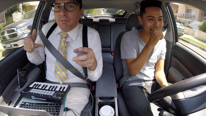 OLLIE B SURPRISES LYFT DRIVER WITH SECRET TALENT