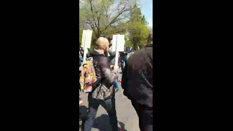 Одесса 9 мая майдановцы фашисты 18