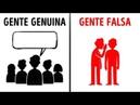 12 Señales de que estás tratando con una persona falsa