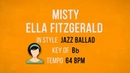 Ella Fitzgerald's Misty As Sung By Rochelle Albuquerque Of Jazz Junction