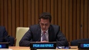Syrian Mission Statement at High level Debate Crime Prevention and Criminal Justice Responses