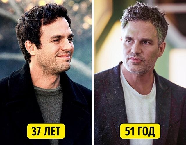Голливудские актеры, которым уже давно за 50