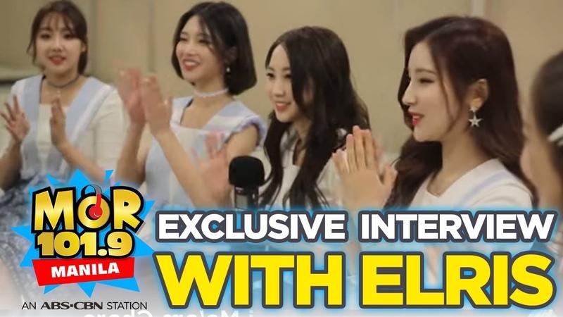 MOR Exclusive K Pop Group Elris idolizes Blackpink