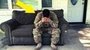 Heldenhafter Soldat kehrt aus dem Dienst zurück doch sein Zuhause wird nie wieder so wie es war!