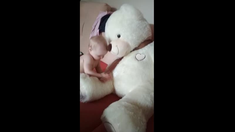 Уля и чужой медведь