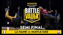 Hustle Kidz VS La Haine Semi-Final Battle De Vaulx International 2019