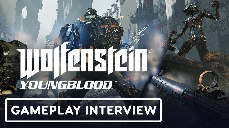 Wolfenstein: Youngblood Brings Tons of New Elements To The Series IGN LIVE E3 2019