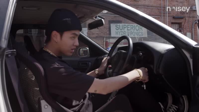 Kris Wu YiFan Rare Car Collection Noisey Raps