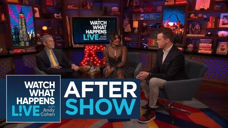 After Show: Priyanka Chopra-Jonas On Miley Cyrus And Liam Hemsworth | WWHL