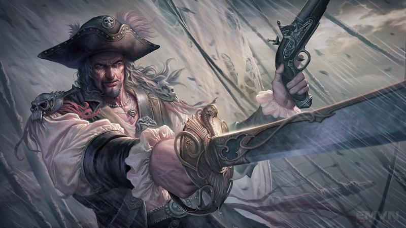 TALES OF THE SEA Martin Hasseldam Epic Powerful Pirate Battle Music