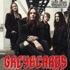 4 ИЮЛЯ GREYBEARDS - Шведский рок и гранж