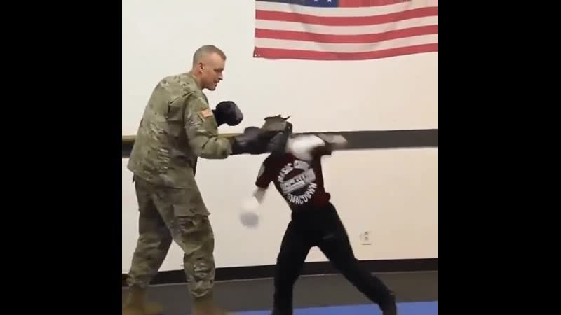 Sgt surprises his son after a year long deployment