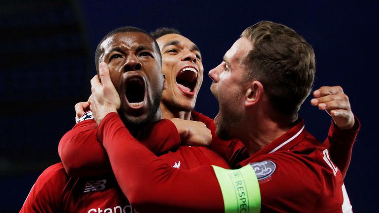 «Ливерпуль» разгромил «Барселону» и вышел в финал Лиги чемпионов (Видео)