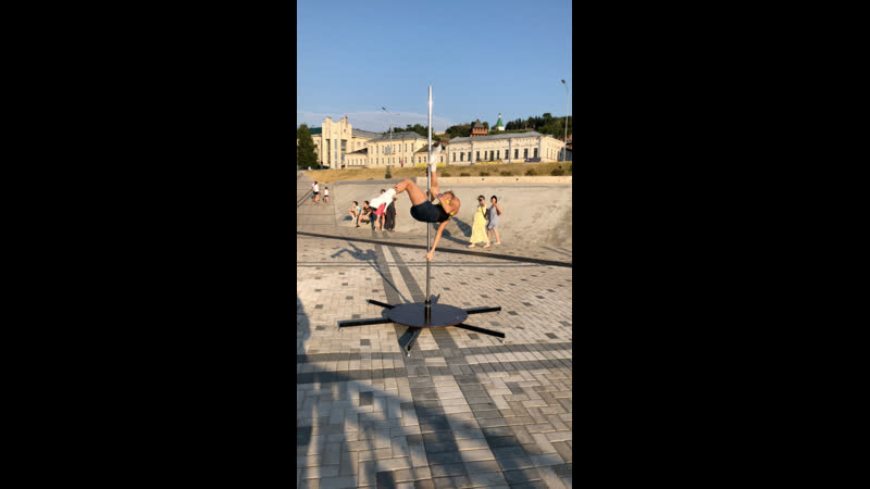 Live: Академия pole dance Butterfly Нижний Новгород
