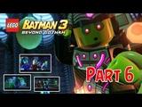 Ini dia nih Android Yang Ngendaliin Justice League - Lego Batman 3 Beyond Gotham
