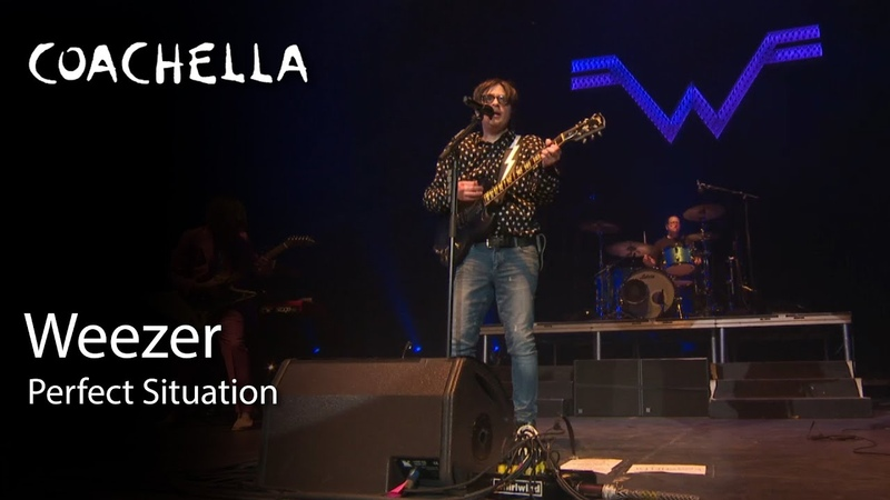 Weezer - Perfect Situation - Live at Coachella 2019 Saturday April 13, 2019