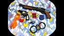 ДРОБОВИК набор полицейского ИГРУШКИ для мальчиков Видео для детей.Happy time