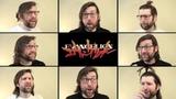 Neon Genesis EVANGELION Intro Theme A cappella A Cruel Angel's Thesis