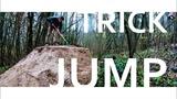 TrailBuilding Construction d'un Gros Jump (part. 1) 4K