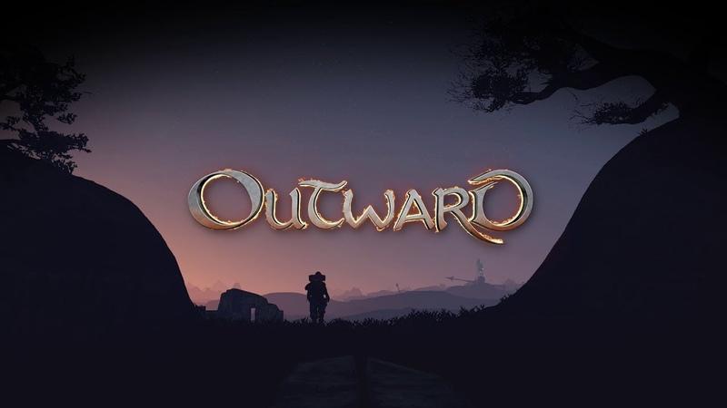 OUTWARD Launch Trailer Adventure Split Screen RUS