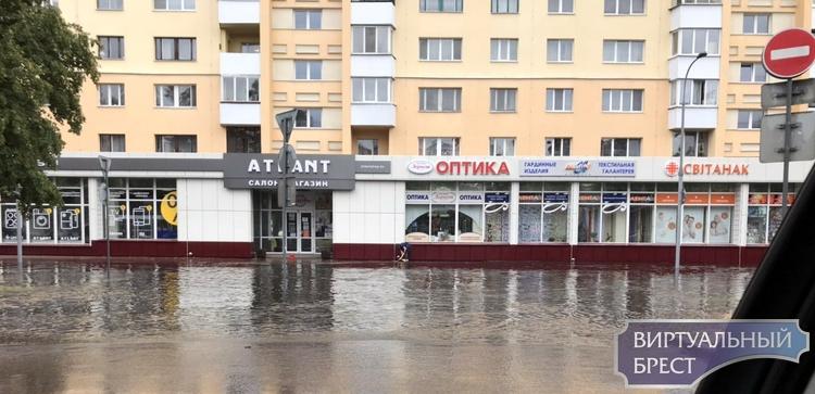 Дежавю, но только с дождями и грозами. На Беларусь надвигается циклон Xaver