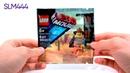 LEGO Movie Western Emmet Polybag Review | ОБЗОР