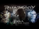 Turilli Lione RHAPSODY D N A Demon and Angel Featuring ELIZE RYD OFFICIAL LYRIC VIDEO