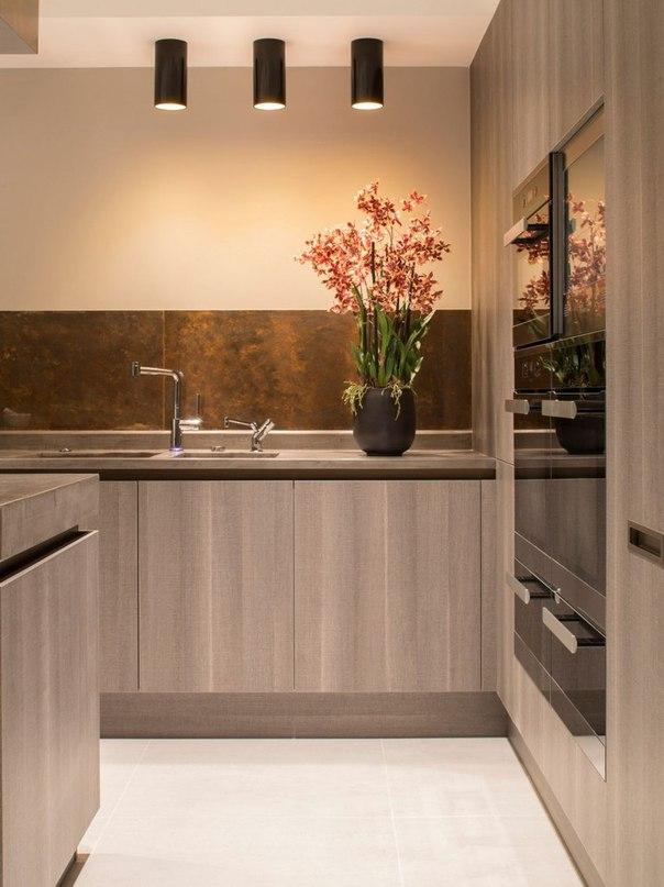 Стильный интерьер кухни
