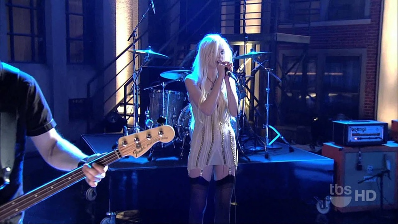 The Pretty Reckless Just Tonight Lopez Tonight 2011 02 10 1080i HDTV DD5 1 MPEG2 TrollHD
