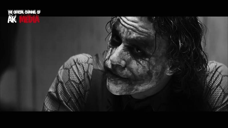 Допрос Джокера Цитаты Джокера 2008 темный рыцарь актер