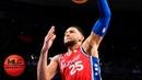 Cleveland Cavaliers vs Philadelphia Sixers Full Game Highlights   March 12, 2018-19 NBA Season