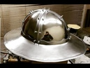 Kettle helm Test build - Part 1 - Cutting and Dishing