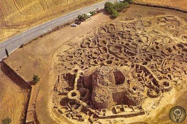 Нураги, гробницы гигантов и соборы