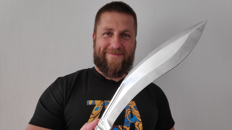 Нож ДЖУНГЛИ Златоуст АиР