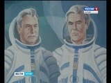 Алтайские космонавты Василий Лазарев и Герман Титов оказались четвероюродными братьями