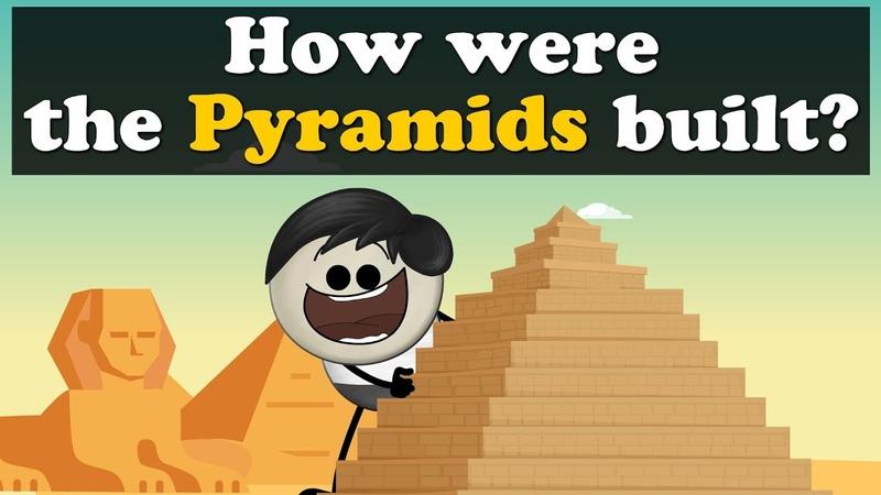 How were the Pyramids built aumsum