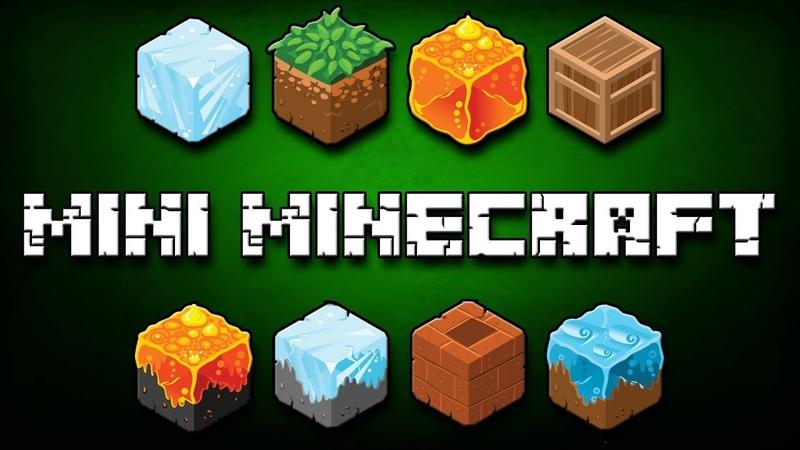 Мини Миры Майнкрафт Лего - Обзор лего самоделки Minecraft Как Сделать Мини Мир Майнкрафт из Лего