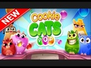 Game cartoon for children balls on android Cookie Cats Pop 3 episode