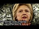 Geheime Dokumente veröffentlicht Clinton wollte Wahlkampf manipulieren